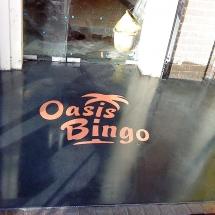 Oasis Bingo - Cookstown Terrazzo